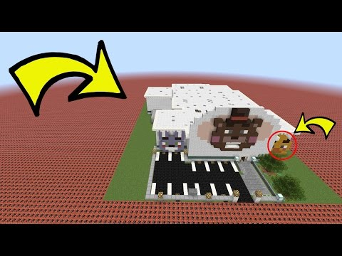 HOW MUCH TNT DOES IT TAKE TO BLOW UP FIVE NIGHTS AT FREDDY'S?!?