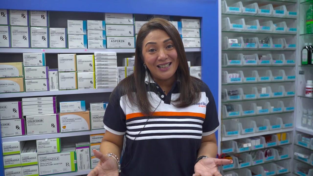 Generika Drugstore 2019 Nationwide Libreng Konsulta