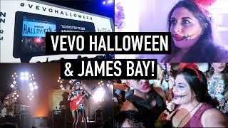 VEVO Halloween | James Bay 🎃