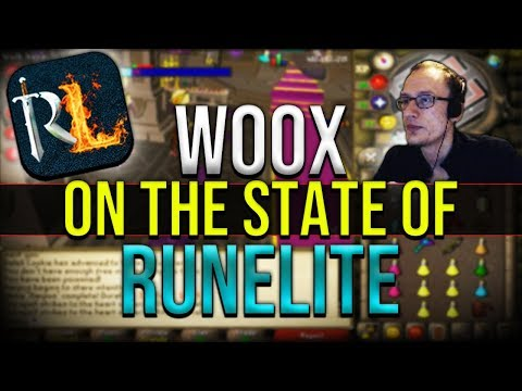 Woox Explains The State of RuneLite, 2 Defence On His Max Pure, HCIM Taken Out OSRS