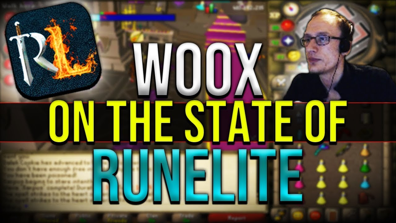 Woox Explains The State of RuneLite, 2 Defence On His Max Pure, HCIM