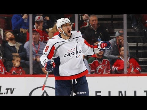 The Washington Capitals Win the 2018 Stanley Cup