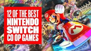 12 Best Nintendo Switch Co Op Games   Nintendo Switch Games