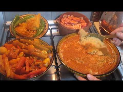 couscous-tunisien-aux-légumes-كسكسي-تونسي-بالخضر-وصفة-سهلة-ورائعة