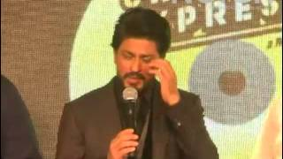 Chennai Express Music Launch with Shah Rukh Khan, Deepika Padukone, Priyamani