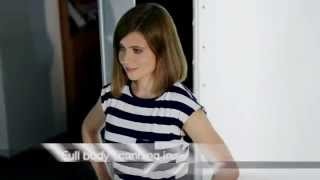 Artec Shapify Booth 3D Body Scanner in 12 secs