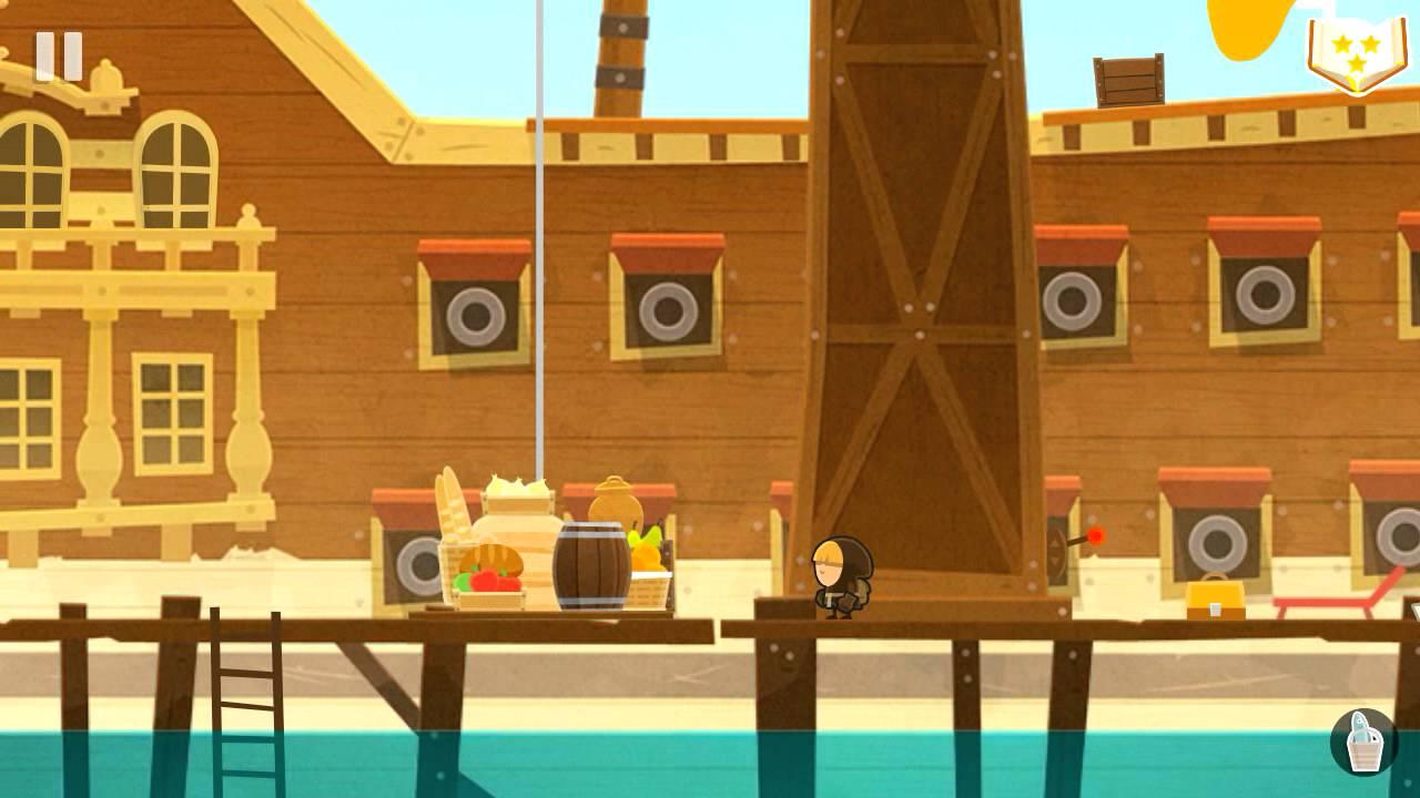 Test du jeu Tiny Thief sur iOS - jeuxvideo.com