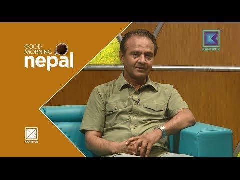 Dr. Tulsi Dharel | Prof. Centennial College Toronto | Good Morning Nepal | 07 August 2018