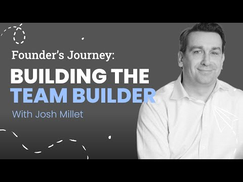 Building the Team Builder | Josh Millet from Criteria
