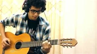 oniket-prantor-by-artcell-guitar-cover-full
