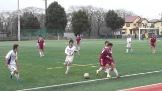 クラブテアトロ vs FC多摩JY【FC厚木MELLIZO招待 決勝】