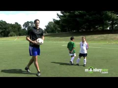Soccer Drills for Kids  The First Touch