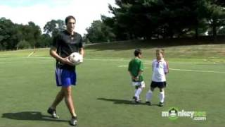 Video Soccer Drills for Kids - The First Touch download MP3, 3GP, MP4, WEBM, AVI, FLV Desember 2017