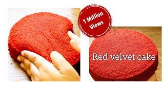Red Velvet Cake  Perfect red velvet recipeClassic Red velvet cake Eps 56
