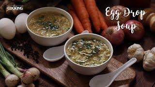 Egg Drop Soup   Healthy egg soup recipe
