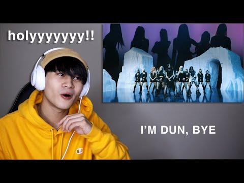 EVERGLOW (에버글로우) - DUN DUN MV   REACTION!!