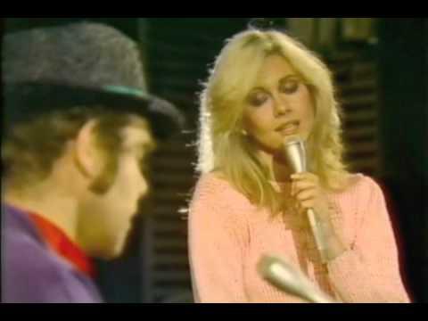 Olivia Newton-John & Elton John - Candle In The Wind