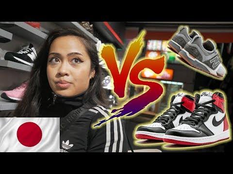 Sneaker Battles In SHIBUYA, Sukiyaki, & BAPE | HYPEBEASTS IN JAPAN VLOG 7