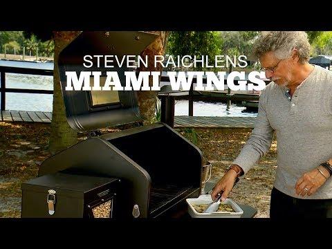 Steven Raichlen's Miami Hot Wings