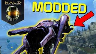 Halo: Reach PC MODS - Flyable Pelican, Phantom, SCARAB GUN!
