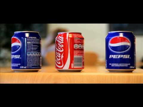 COLA WARS   Coke vs Pepsi short film