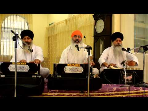 Music Performance by Punjabi Priest @ Sikh Temple, Johor Bahru