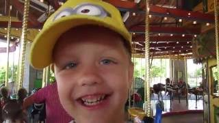 Merry Go Round at Brookfield Zoo