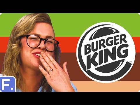 Irish People Taste Test Burger King