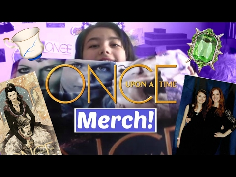 All of my OUAT Merch! 2017 - Holographic Rainbows