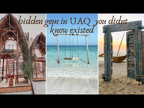 KITE BEACH CENTRE UMM AL QUWAIN   BEST HIDDEN GEMS IN UAQ 2020