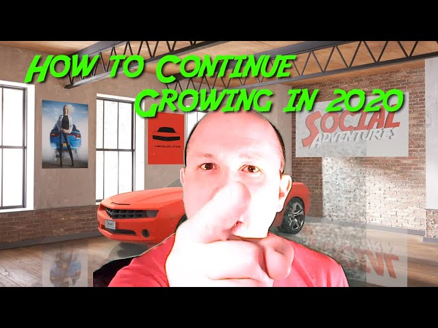 How to continue growing in 2020 with Cars, Models, OTK Boots and more!