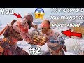 This Guy is Full of *SURPRISES*  | GOD OF WAR #2 |
