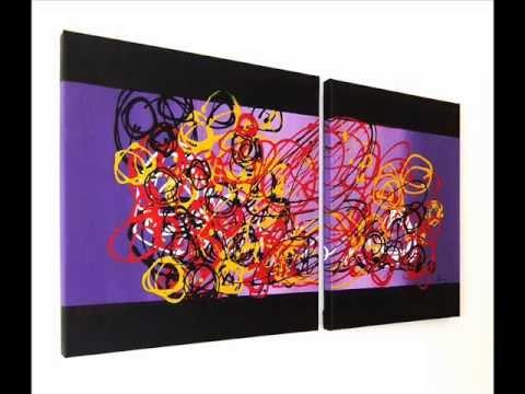Pittura astratta sanader art quadri ad olio moderni for Quadri a olio moderni
