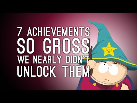 7 Achievements So Gross We Almost Didn't Unlock Them