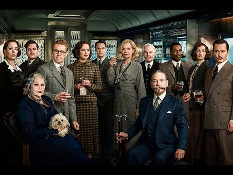 Murder on the Orient Express  Soundtrack  OST (2017)