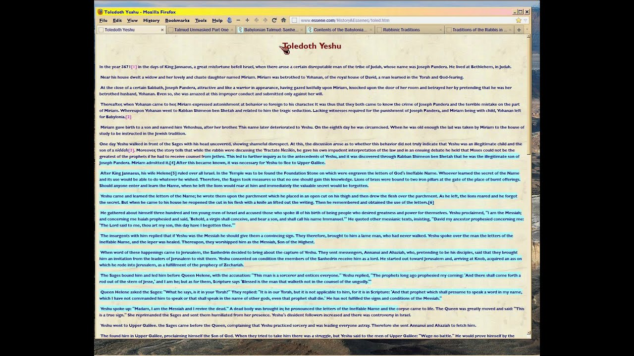 The Talmud Unmasked Pdf