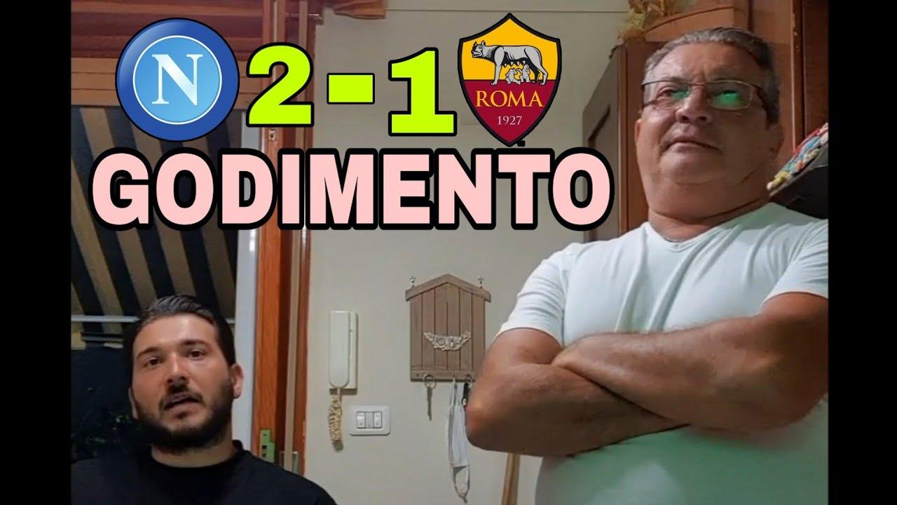 NAPOLI-ROMA 2-1
