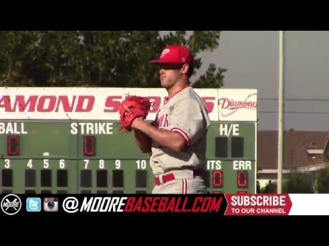 CARTER JOHNSON PROSPECT VIDEO, RHP, PALOMAR COLLEGE