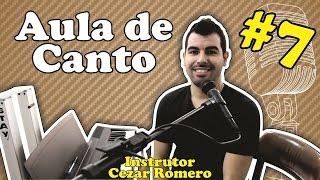 Baixar Aula de Canto 07 - Como cantar notas Agudas (com Cezar Romero)