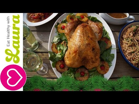 How to marinate a Turkey with white wine and Fruit Juice – Christmas Recipes