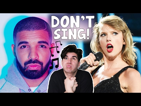 Thumbnail: TRY NOT TO SING ALONG CHALLENGE!! 2 (EXTREMELY DIFFICULT)
