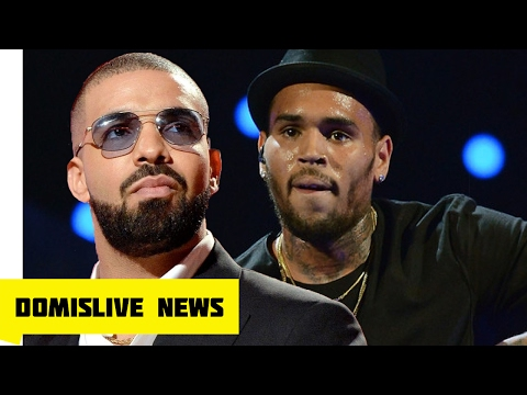 Oh No Chris Brown now wants to FIGHT Drake!