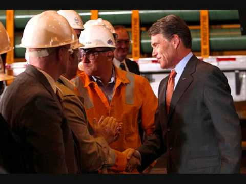 Rick Perry the Job Creator