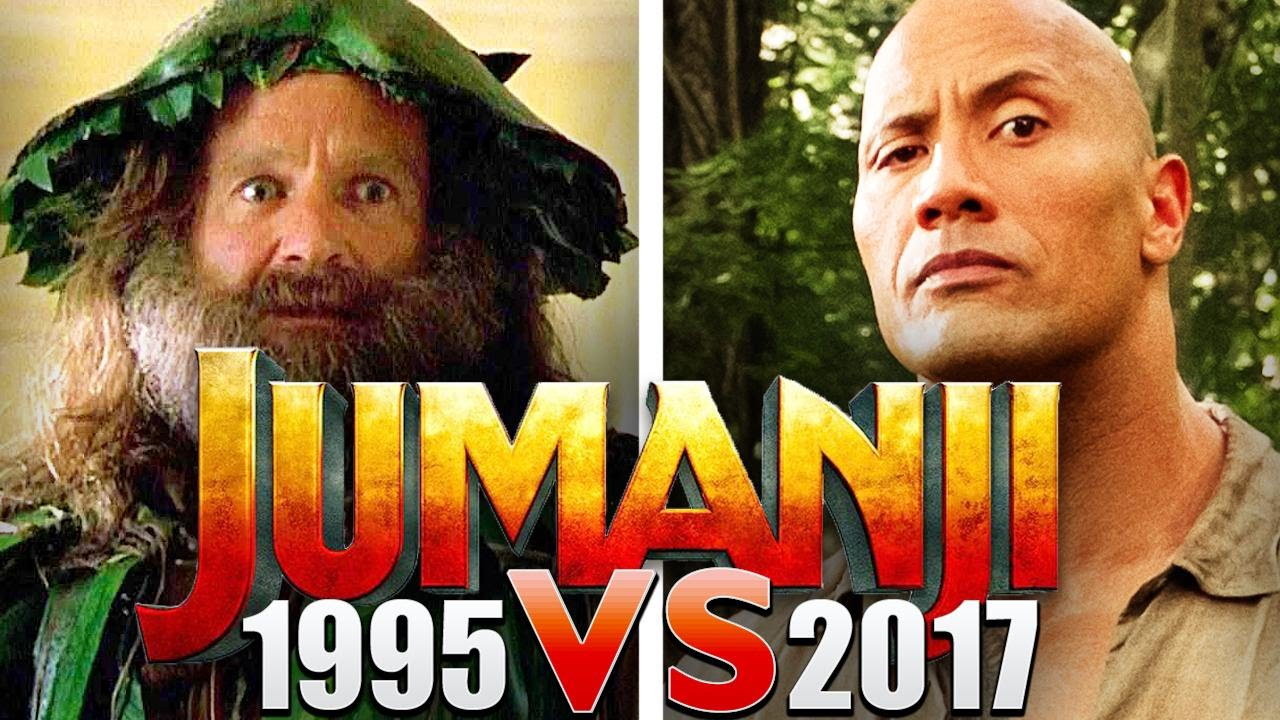 Image result for jumanji vs jumanji