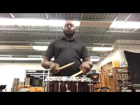 LSO Concert snare