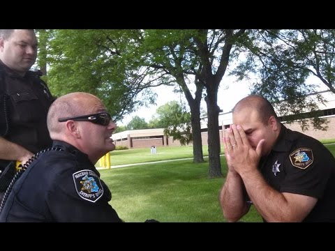 *EPIC* Police Harassment for Filming + Illegal Traffic Stop