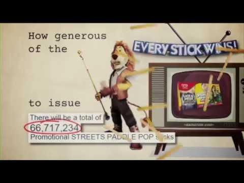 Complaint Letter: Paddle Pop Lick A Prize | The Checkout