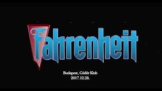 Fahrenheit - Van-e még (koncert videó 2017)