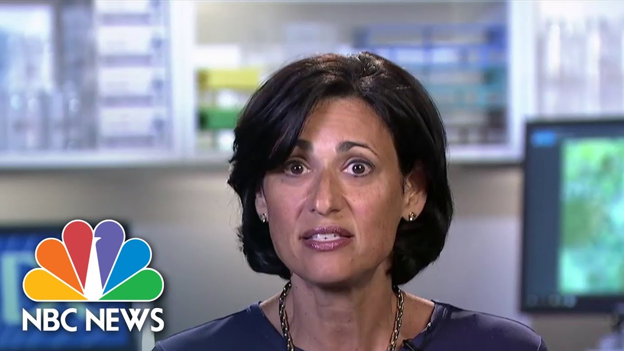 CDC Director Speaks Out On Delta Variant and Falling Vaccination Rates