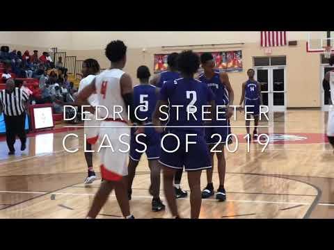 Dedric Streeter / Crossroad Academy